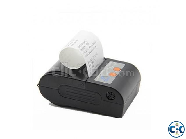 Portable Bluetooth Mobile Thermal printer | ClickBD large image 2