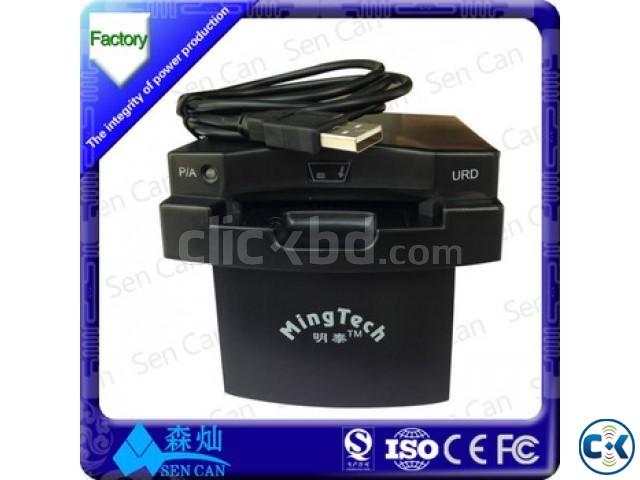 URD-R310 USB Contact Smart Card Reader Writer | ClickBD large image 0