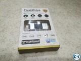 64 GB Flash Drive 3 IN 1 - 1 YEAR WARRANTY