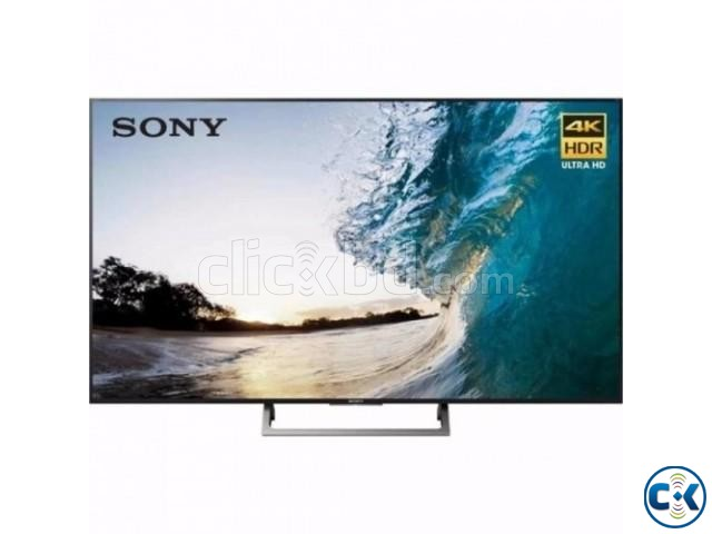 Sony Bravia X7000E 43 inch Wi-Fi Smart Slim 4K HDR LED TV | ClickBD large image 0