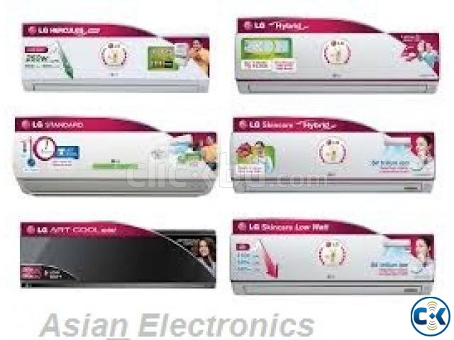 40 Discount LG AC 1.5 Ton Air Conditioner | ClickBD large image 1