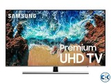 2018 SAMSUNG 65 NU8000 UHD SMART TV