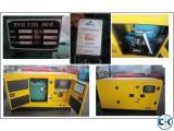 Yanmar 25KVA Brand-new generator