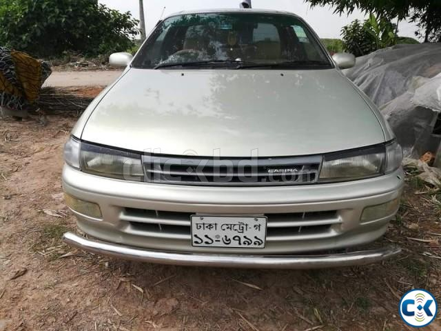 Toyota SX Carina in good condition | ClickBD large image 1