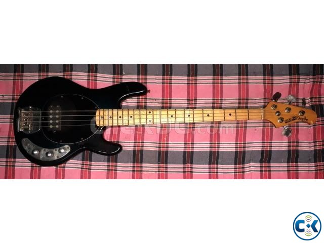 MUSICMAN StingRay 4 String Bass Guitar Made in USA  | ClickBD large image 2