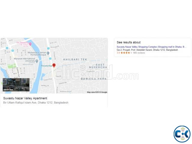 Shop for sale in Suvastu Nazar Vally | ClickBD large image 2