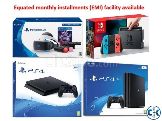 Playstation 4 brand new stock ltd | ClickBD large image 1