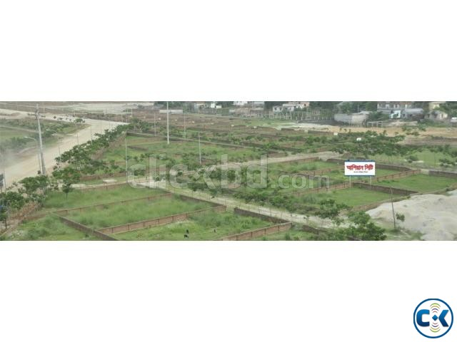 Ashiyan City Plot for Sale | ClickBD large image 0