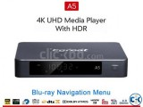 Egreat A5 Android HDR 4K Blu-ray HDD WiFi Media Player