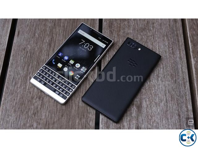 Brand New BlackBerry KEY2 6 128GB Sealed Pack 3 Yr Warranty | ClickBD large image 2