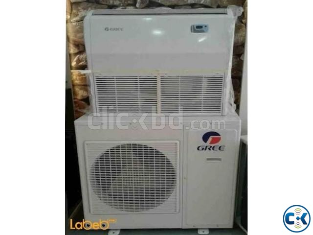 GREE 3 Ton Cassette Ceilling Type AC 36000 BTU | ClickBD large image 0