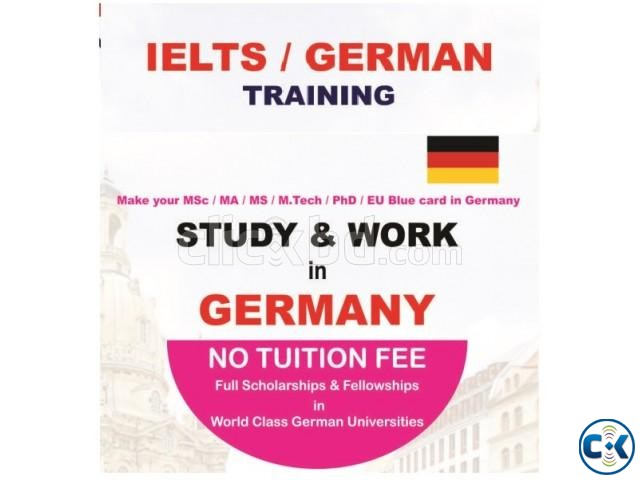 GERMAN LANGUAGE COURSE IELTS IN DHAKA | ClickBD large image 0