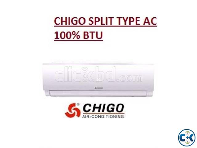 CHIGO Split Type 1.5 Ton AC | ClickBD large image 0
