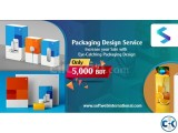 Eye-Catching Packaging Design Only 5 000 BDT