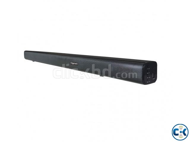 DigitalX X-S8 Rectangular Single TV Sound Bar | ClickBD large image 1