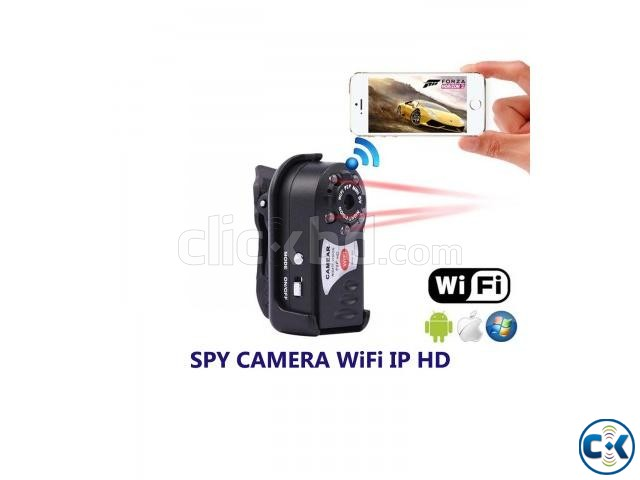 Wifi IP Spy Camera Mini Q7 | ClickBD large image 0