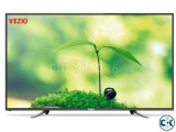 VEZIO 32 inch television has 32 inch slim display