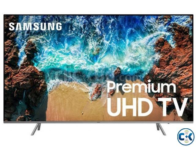 SAMSUNG 82 NU8000 FLAT UHD HDR 4K SMART TV | ClickBD large image 0