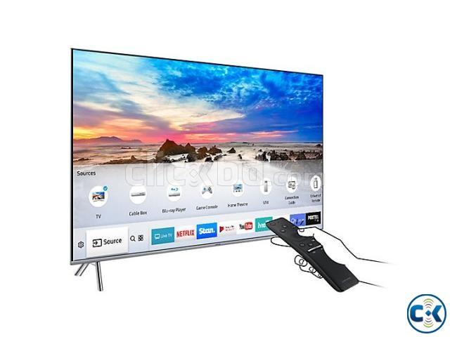 SAMSUNG 82 NU8000 FLAT UHD HDR 4K SMART TV | ClickBD large image 1