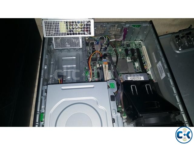 Brand HP Compaq 6000 Pro CPU without hard disk | ClickBD