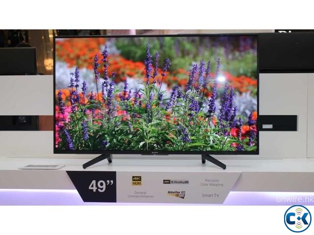 Sony Bravia KD-49X7500F 49 4K UHD LED Smart Television | ClickBD large image 3
