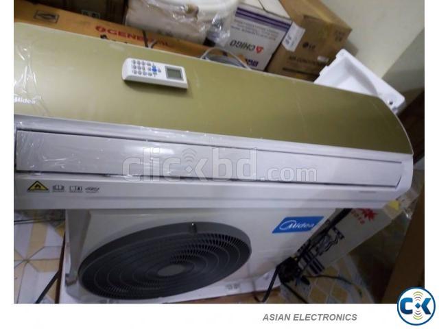 1.5 Ton MIDEA Air Conditioner AC | ClickBD large image 0