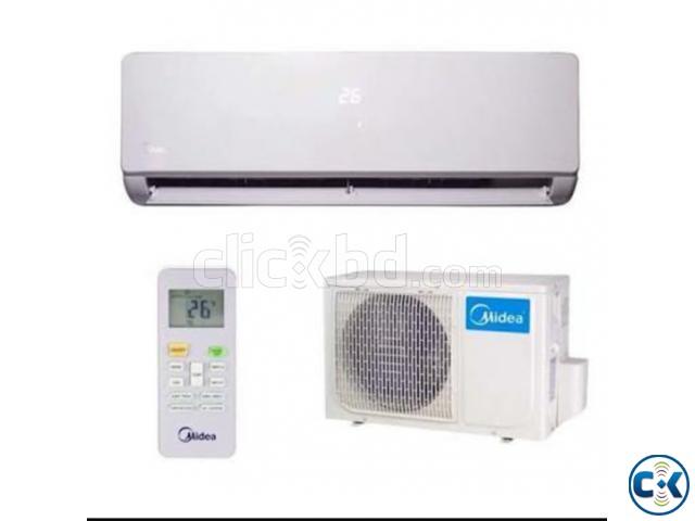1.5 Ton MIDEA Air Conditioner AC | ClickBD large image 1