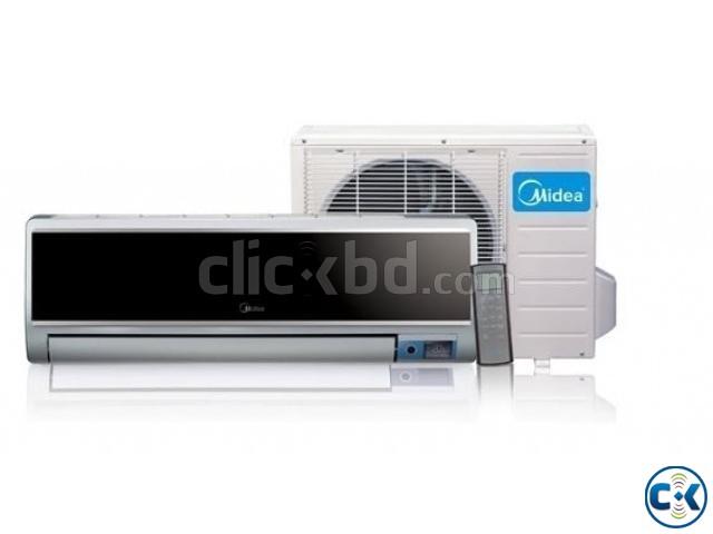 1.5 Ton MIDEA Air Conditioner AC | ClickBD large image 2