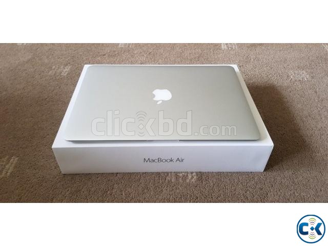 APPLE MACBOOK AIR A1466 8 128GB 1.8GHz | ClickBD large image 1