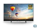 Sony Bravia KD-75X8500E 75 Triluminos Display Android TV