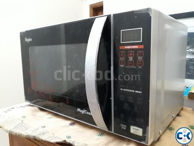 Whirlpool Magicook 20 L Microwave Oven   ClickBD large image 0