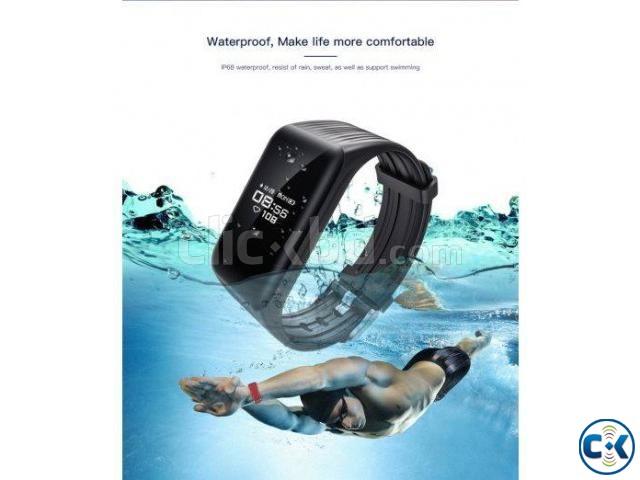 Waterproof Smart Band | ClickBD large image 0