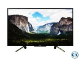 Sony Bravia W800F 43 HDR Android LED TV BEST PRICE IN BD