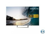 Sony X8500E 65 4K 16GB Android Smart TV BEST PRICE IN BD