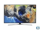 SAMSUNG 4K HDR Smart 65MU6100 TV