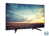 SONY BRAVIA 49X7000F 4K HDR Smart TV