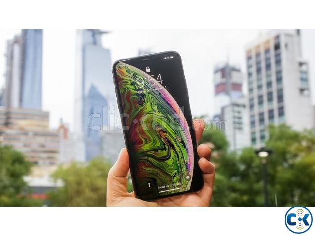 Brand New Apple iphone XS Max 64GB Sealed Pack 3 Yr Wrrnty | ClickBD large image 1