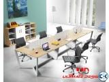 Office work station Desk six parson