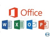 Learn Microsoft Office from home