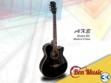 Brand New AXE Acoustic Guitar