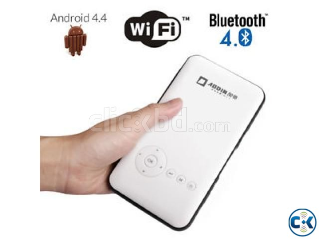 Andriod Wifi DLP Pocket Projector M6 | ClickBD large image 0