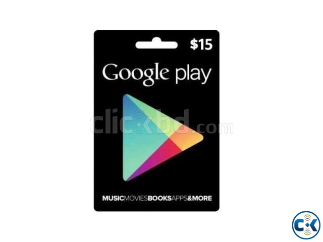 Google Play GIFT Card | ClickBD large image 0