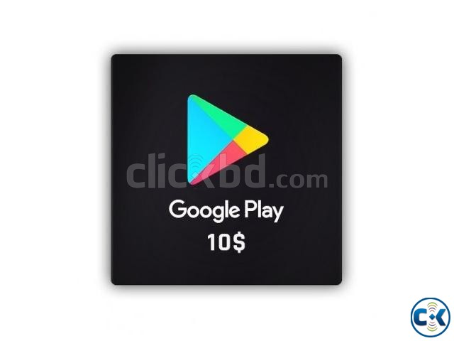 Google Play GIFT Card | ClickBD large image 1