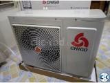INTACT BOX CHIGO 2.5 Ton AC