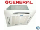 General 5 Ton Ac Cassette Ceilling Type Brand New