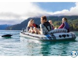 Intex Excursion 4 5 Person Raft Air Boat
