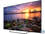 W750D 49 SONY BRAVIA XReality Pro FHD Smart TV