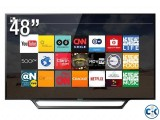48 Inch Sony Bravia W652D Full HD semi Internet LED TV