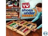 Under Space-Shoe Organizer