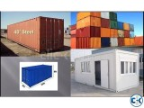 For Sale Storage Shipping Containers BD
